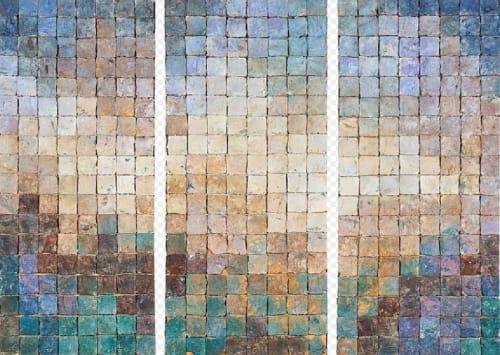 Elizabeth MacDonald - Public Mosaics and Public Art