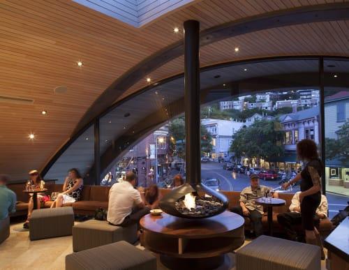 Barrel House Tavern, Restaurants, Interior Design