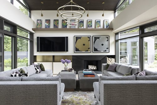 Interior Design by STUDIO H Design Group seen at Private Residence, Wellesley - Interior Design