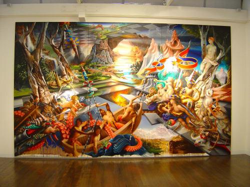 Peter Daverington - Street Murals and Public Art