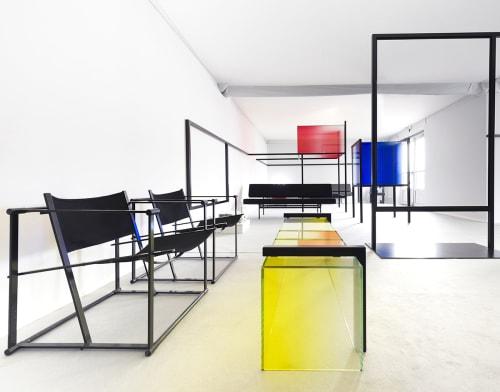 Sabine Marcelis - Sculptures and Paintings