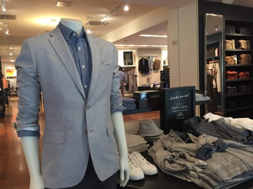 Banana Republic Embarcado, Stores, Interior Design