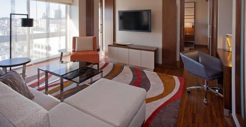 Grand Hyatt San Francisco, Hotels, Interior Design
