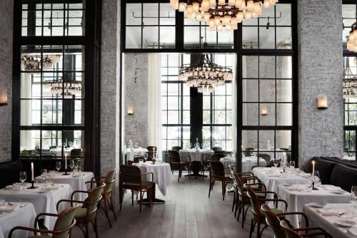 Le Coucou, Restaurants, Interior Design