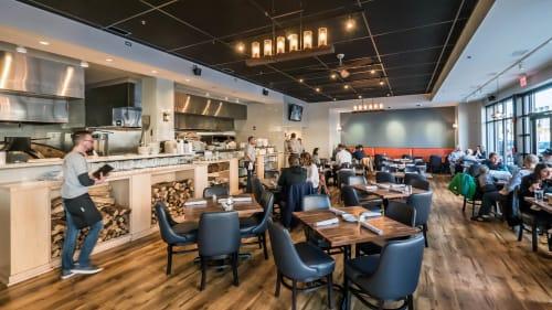 Ten Mile House, Evanston, IL, Restaurant, Interior Design