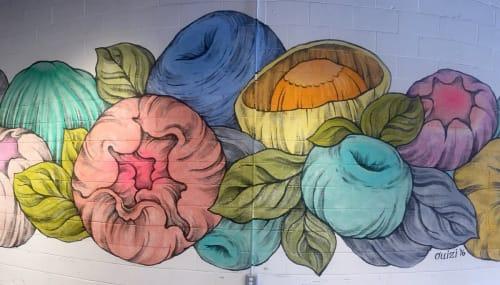 Ouizi - Street Murals and Public Art