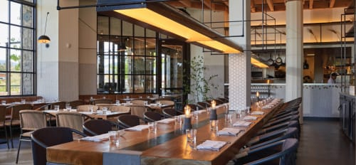 Basalt, Restaurants, Interior Design