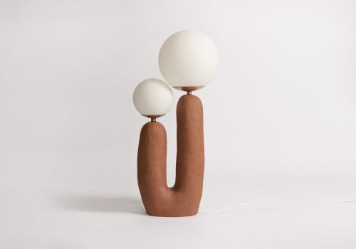 Lamps by Eny Lee Parker seen at Private Residence, London - Oo Lamp