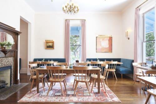 Mattie's, Austin, Restaurants, Interior Design