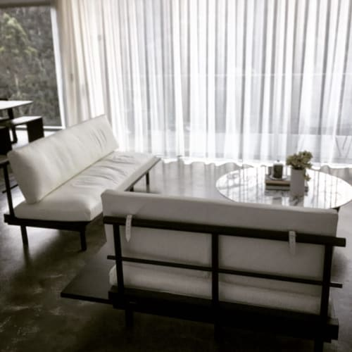 Couches & Sofas by Alex Gaetani seen at Private Residence, Hobart - Supesu Sofas