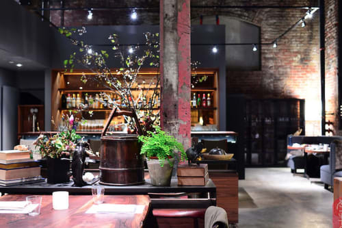Saison, Townsend Street, San Francisco, CA, Restaurants, Interior Design