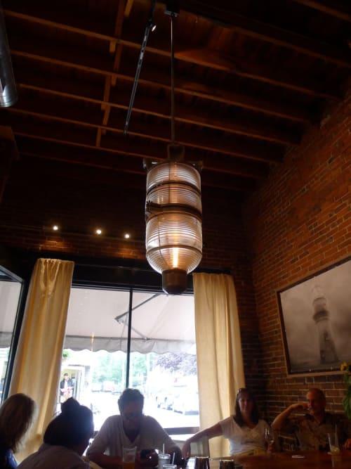 Pendants by TRUE Handcrafted at The Port Hunter, Edgartown - Custom Pendant Lights