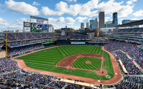 Target Field, Minneapolis, MN