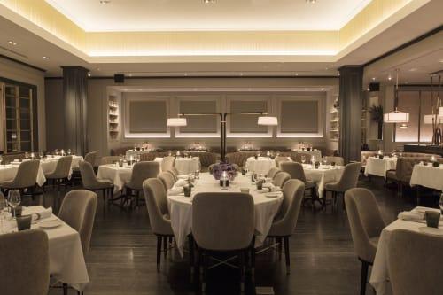 Bourbon Steak, Bars, Interior Design