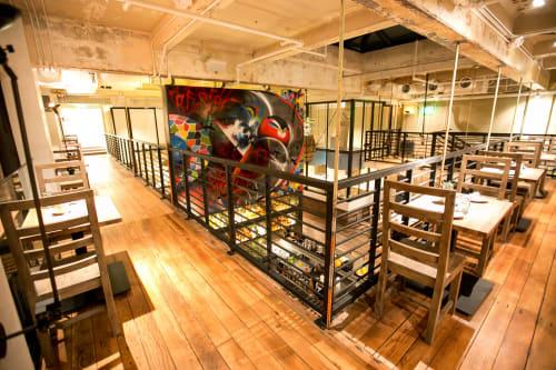 Puesto Mexican Street Food & Bar, Restaurants, Interior Design