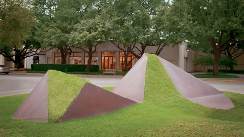 Beverly Pepper - Sculptures and Art