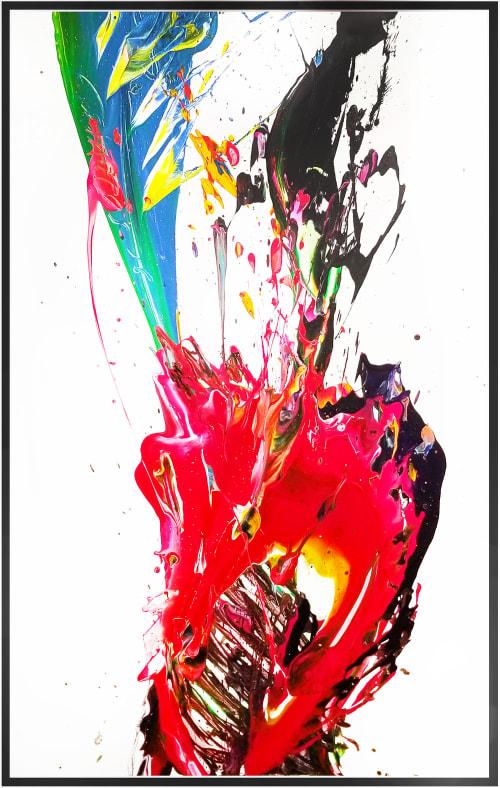 SP2 #93 | Paintings by Peter Triantos