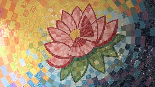Joshua Winer - Public Mosaics and Murals