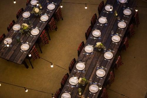 Tables by Alexis Moran at Del Popolo, San Francisco - Outdoor Dining Table