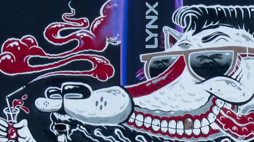 The Yok and Sheryo - Murals and Art