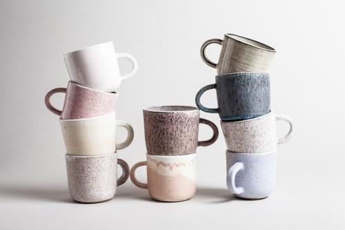 Ariela Kuh (of ANK Ceramics) - Tableware and Cups