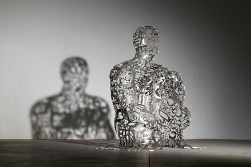 Jaume Plensa - Sculptures and Art