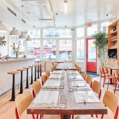 The Meatball Shop - Hell's Kitchen, Restaurants, Interior Design
