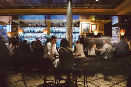 Absinthe Brasserie & Bar, Bars, Interior Design
