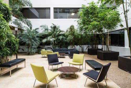 Embarcadero Capital Partners, Offices, Interior Design