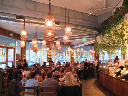 Gather, Bars, Interior Design