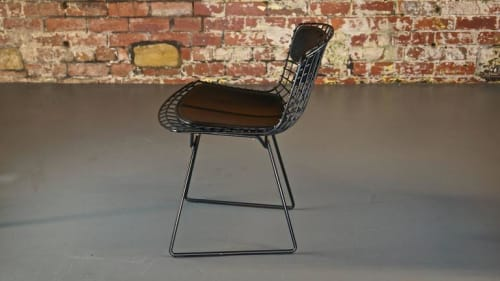 Chairs by Harry Bertoia seen at The James New York, New York - Bertoia Side Chair