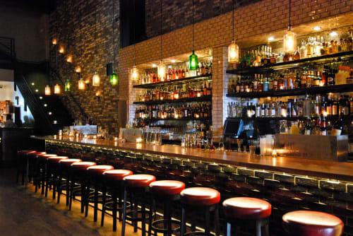 Tables by Alexis Moran at Lolinda, San Francisco - Bar Tops