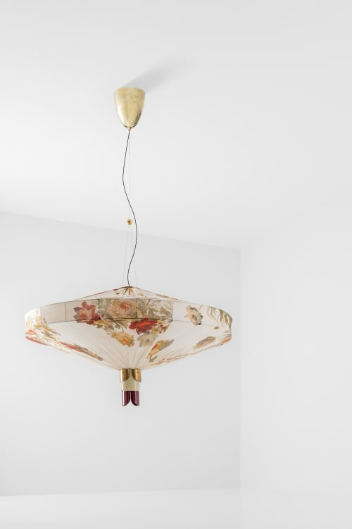 Pendants by Dimore Studio seen at The Arts Club, London - Chinoiserie pendant lanterns