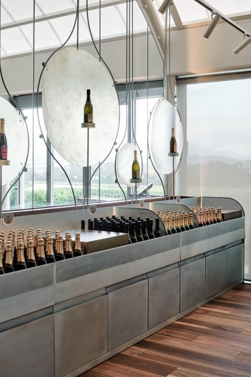 Hardware by Formanova Australia seen at Domaine Chandon, Coldstream - Metalworks
