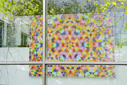 Art & Wall Decor by Paul Morgan seen at Facebook HQ, Menlo Park - Crazy Guitar Solo