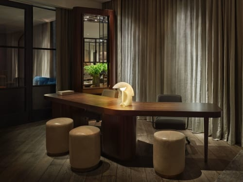 Lighting by Tobia Scarpa at 11 Howard, New York - Biagio Lamp