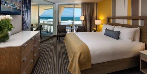 Blue Sea Beach Hotel, Pacific Beach, Hotels, Interior Design