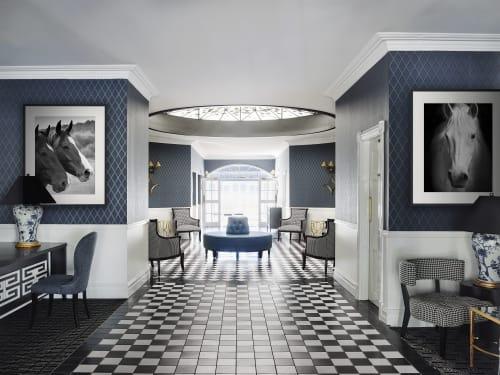 Interior Design by Greg Natale seen at Kirkton Park Hunter Valley, Pokolbin - Kirkton Park Hotel