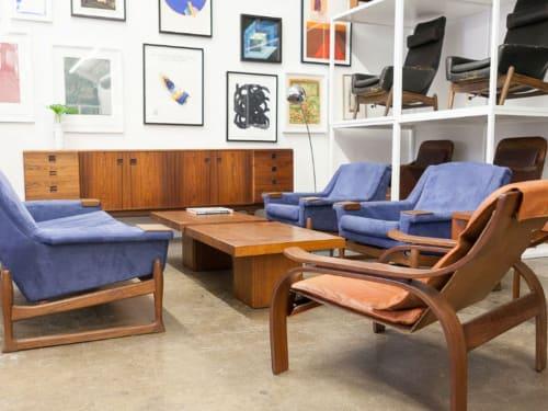 MIDCENTURYLA, Stores, Interior Design