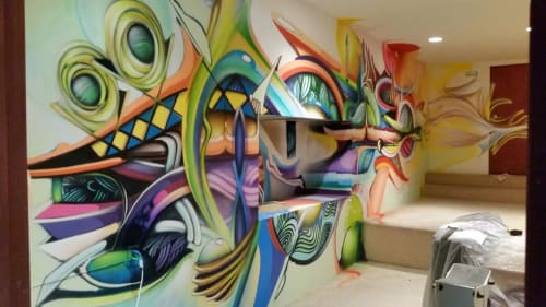 Maxx Moses - Murals and Street Murals