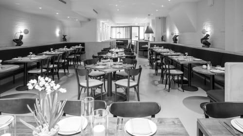 Nix, Restaurants, Interior Design