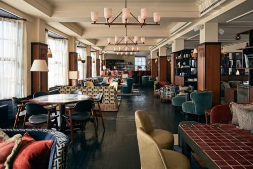 Soho House Amsterdam, Hotels, Interior Design