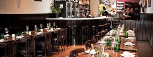 SPQR, Restaurants, Interior Design