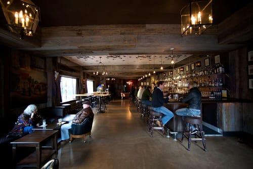 Bloodhound, Bars, Interior Design