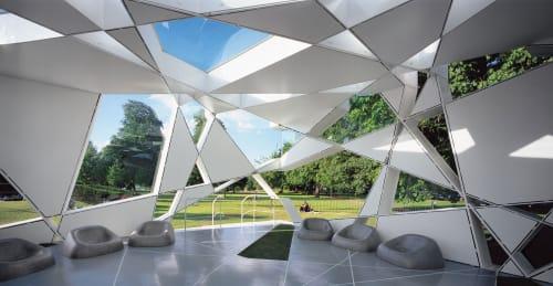 Cecil Balmond - Public Sculptures and Public Art