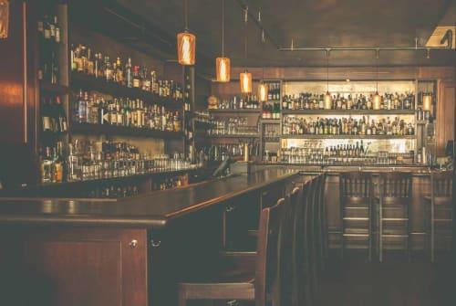 15 Romolo, Bars, Interior Design
