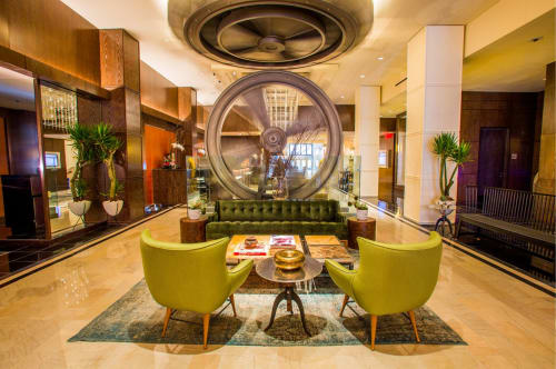 The Joule, Hotels, Interior Design