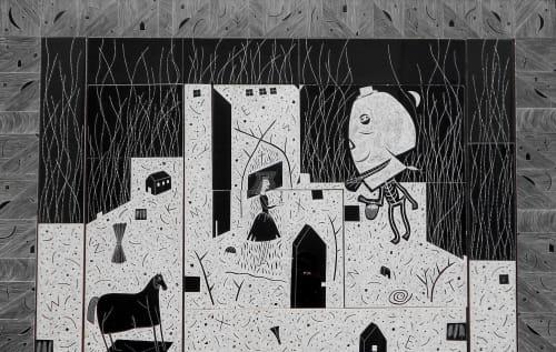 Suzanne Adan - Public Mosaics and Public Art