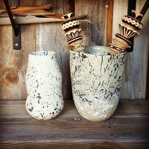 Vases & Vessels by Mel Rice Ceramica seen at Microshop, San Francisco - Porcelain Vases