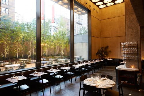 Flora Bar, Restaurants, Interior Design